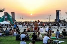 Herzliya beach festival