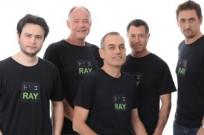 The Project RAY team: Oleg Shnaydman, Boaz Zilberman, Udi Nahum, Arik Siegel and Michael Vakulenko.
