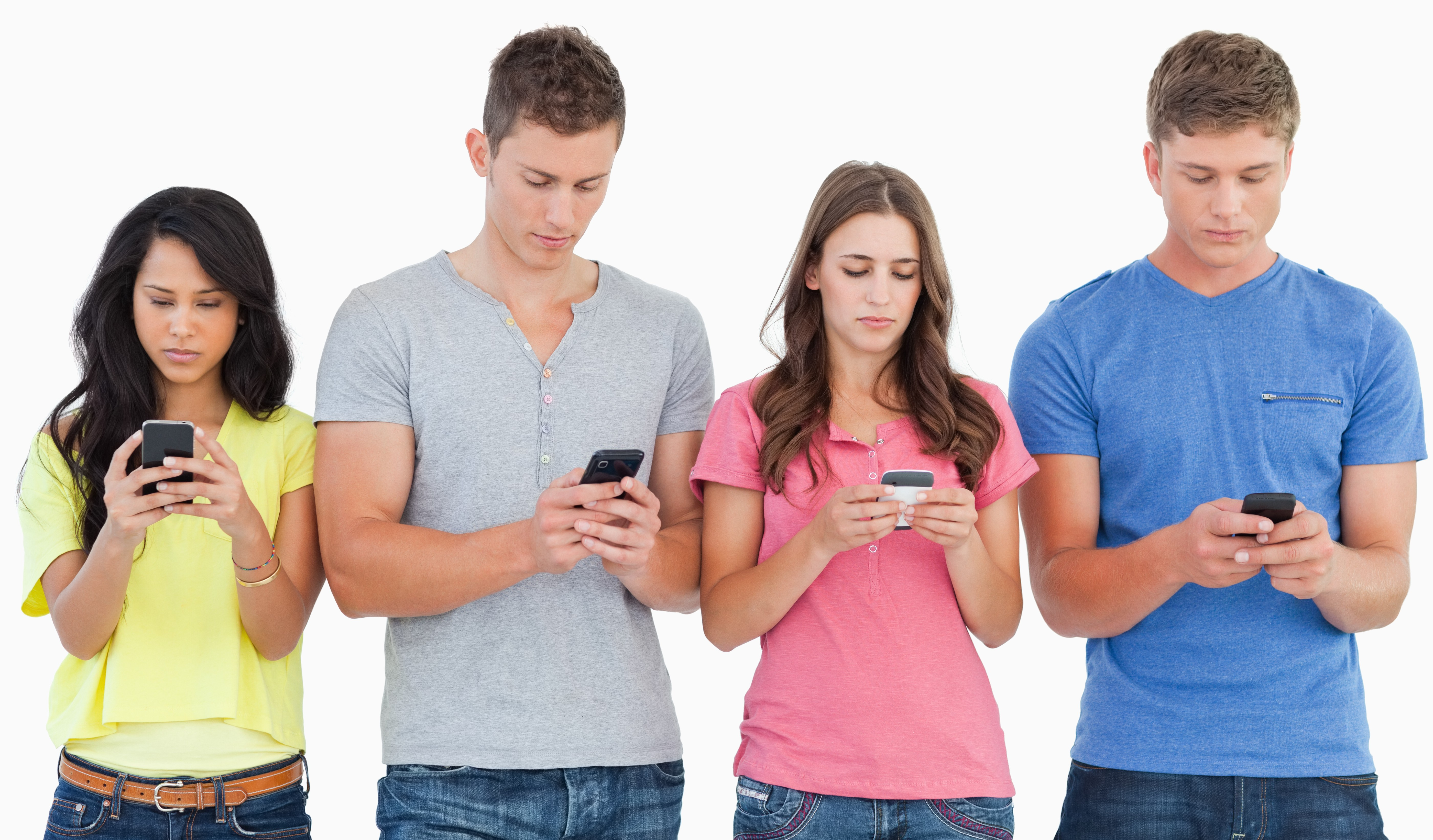 smartphone usage Smartphone usage and adoption has matured, but 47 percent of consumers want less of their devices.