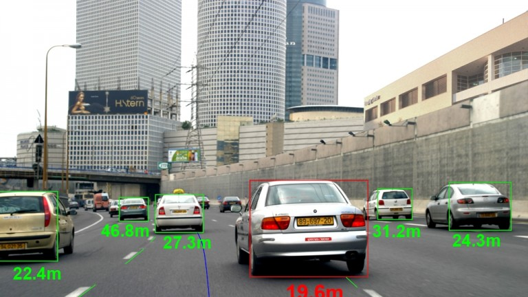 Mobileye are leading developers of vision-based systems that help drivers keep passengers safe on the roads.