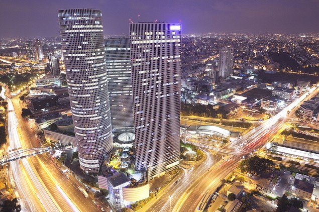 Tel Aviv is 'the best location to get up close and personal with the entire high-tech hub.' (Shutterstock.com)