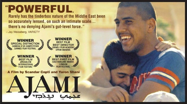 Oscar-nominated film Ajami.