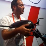 Bynet Communications helped Aleppo develop this farm communications drone.