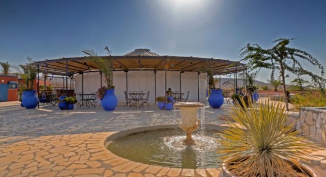 Desert Shanti House in the Negev.