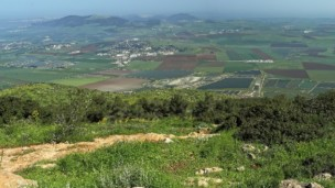 Mount Gilboa view. Image via Shutterstock.com
