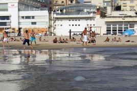 Jellyfish beach