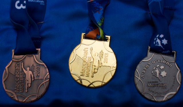 Who will win these medals? Photo by Yonatan Sindel/Flash90
