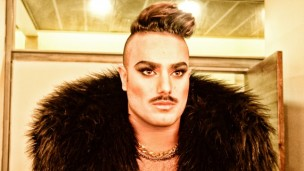 Just don't call him a drag queen. Photo by Ronen Akerman