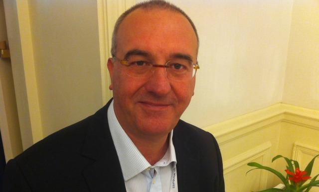 Dr. Vittorio Grazioli, head of laboratories for CDI (Centro Diagnostico Italianio) at BioMed in Israel.