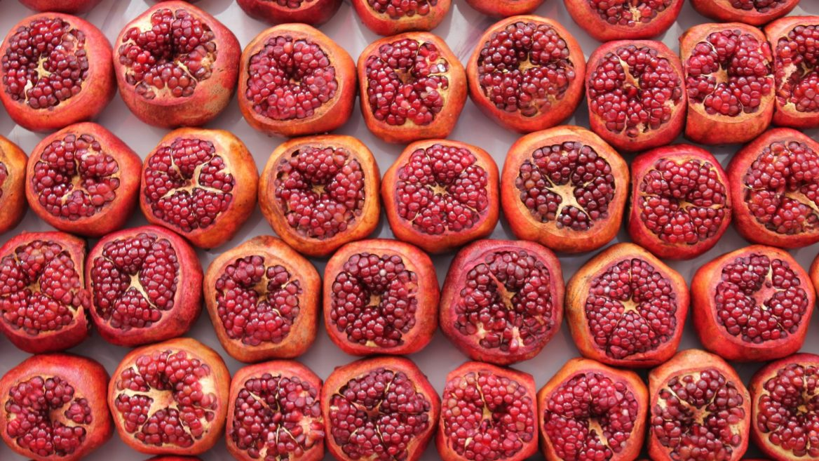 Top 10 great reasons to love the pomegranate - ISRAEL21c