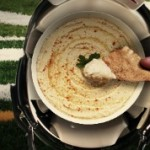 NFL and hummus