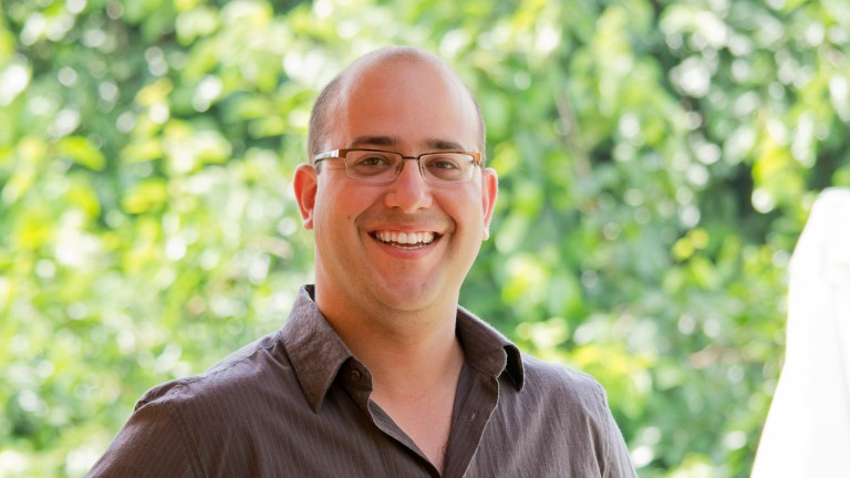 Dr. Aviv Zohar makes 'AI's 10 to Watch' (Photo courtesty of Aviv Zohar)