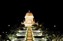 A model of order and balance: The Baha'i Gardens. Image via Shutterstock.com