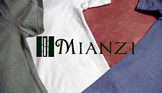 Mianzi shirts are for everyone, but especially for people who drool.