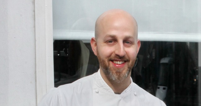 """Chef Yogev Yaros: """"I wanted to evoke a memory and create a new experience."""""""
