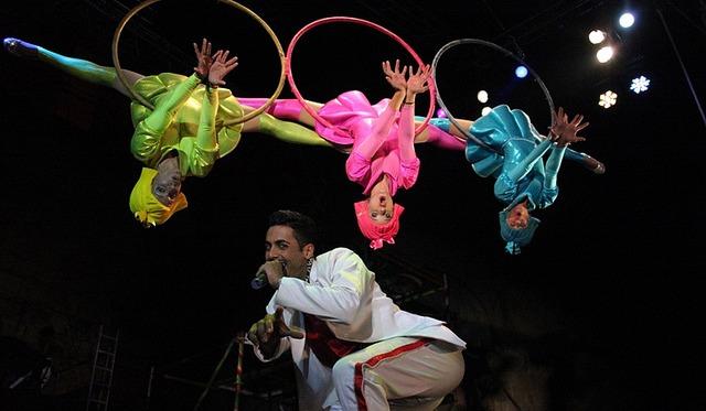 circus festival performance