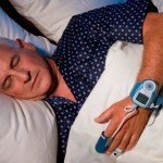 Using Itamar's WatchPAT, doctors can diagnose sleep disorders like sleep apnea, at home.