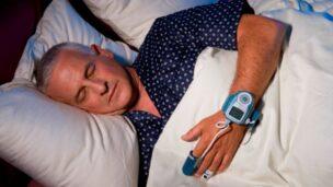 Using Itamar's WatchPAT, doctors can diagnose sleep disorders like sleep apnea, at home.