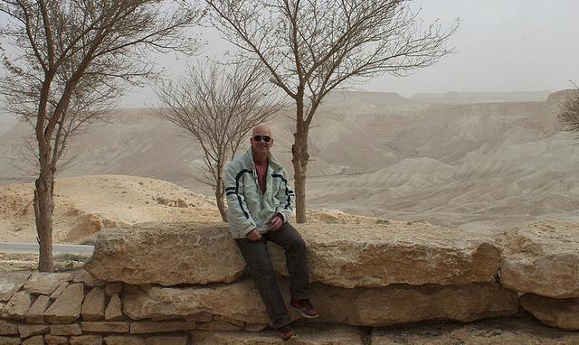 Q-FOG founder Kobi Rein.