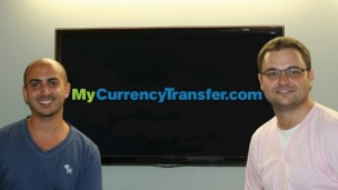 Daniel Abrahams and Stevan Litobac address the rip-off involved in changing currency.
