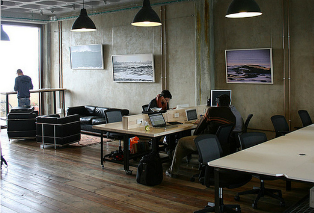 PICO provides space for new entrepreneurs and for young artists.