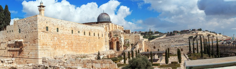 israel heritage site by shutterstock