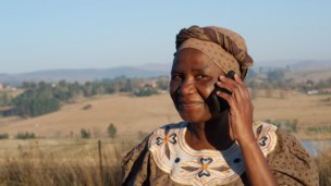 With Nova Lumos, people in Africa will be able to buy solar power through their cell phones. Image via Shutterstock.com