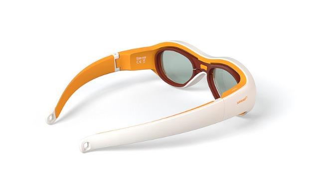 Amblyz electronic eyeglasses.