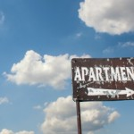 Flying to Israel? Find an apartment to sublet via the Internet. Image via Shutterstock.com