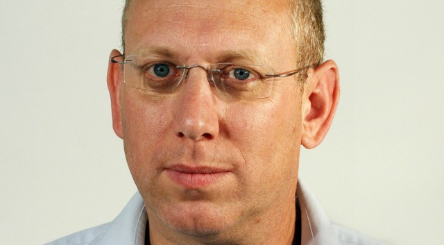 Avi Katz founded Cofix in Tel Aviv and hopes to open 300 branches across Israel.