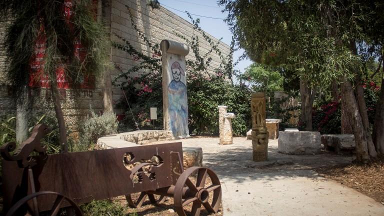 Ein Hod Artist's Village. Photo by Flash90