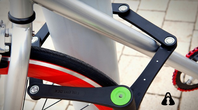 Will Foldylock transform the way you secure your bike?