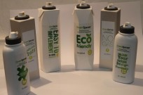 Prototypes of continuous dispensers using the novel GreenSpense gas-free technology. (Courtesy Photo)