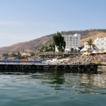 The Old City walls of Tiberias. Image via Shutterstock.