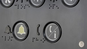 The Intelligent Connected Elevator Panel is a software-driven platform designed for smarter and safer programmed elevator operation.