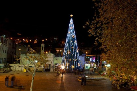 Top 10 Ways To Celebrate Christmas In The Holy Land
