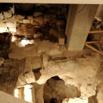 Jerusalem is rife with ancient relics to dig up. Photo courtesy Siebenberg House Museum
