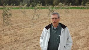Prof. Pedro Berliner in Sde Boker.