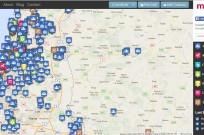 screen shot mapped