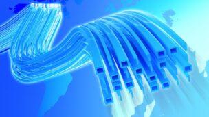 Speeding the flow of information worldwide. Image via Shutterstock.com
