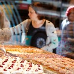 Jerusalem's Mahane Yehuda market by Miriam Alster of Flash90.