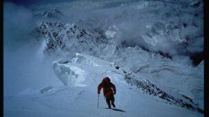 Israeli mountain-climber Doron Erel in Nepal.