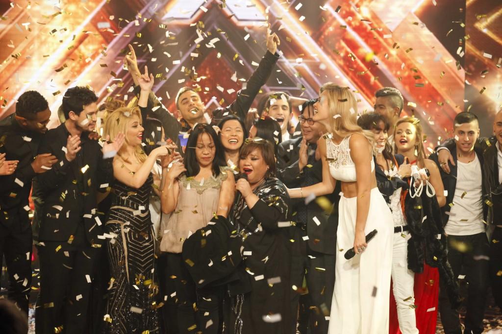 Fairytale triumph: Filipina caregiver Rose Fostanes wins X