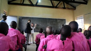 Schools in 71 villages have light and water thanks to Ya'ari.