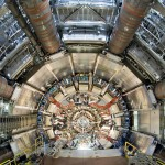The ATLAS experiment at the Large Hadron Collider is one of the machine's two big all-purpose detectors. (CERN)