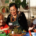 Gardening therapy is one of the services at Reuth Medical Center.