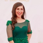 Mayim Bialik by Shutterstock