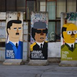 Cartoon portraits of the world's dictators. FX's new television series is based on the world's tyrants. (Shutterstock.com)
