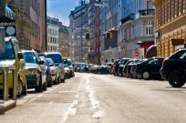 Looking for a place to park? Israeli tech can help. Image via Shutterstock.com