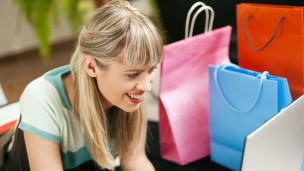 Buying apparel online? Thank an Israeli programmer. Image via Shutterstock.com